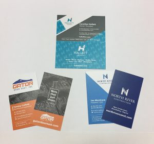 Tips for an eye catching business card old city web services so answer this question when you hand someone your card what reaction will they have colourmoves