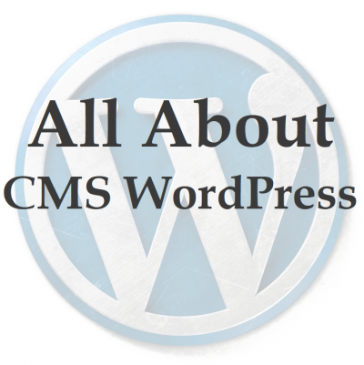 Photo of WordPress Logo