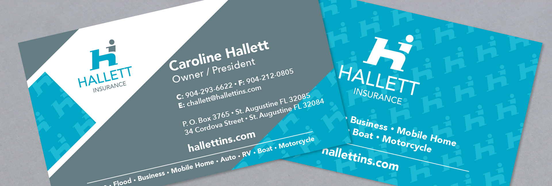 hallett-businesscards