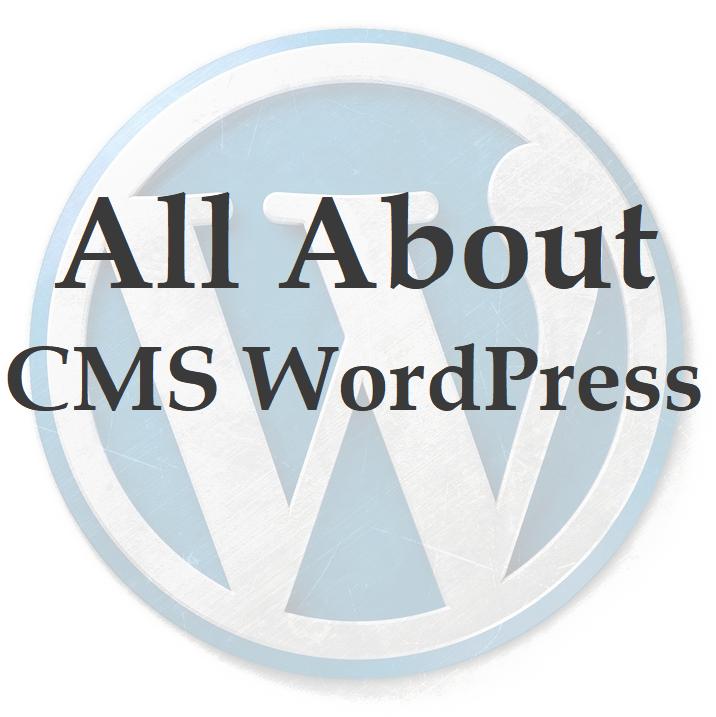 Photo of WordPress Logo