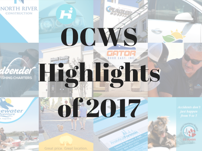 Old City Web Services Highlights in 2017