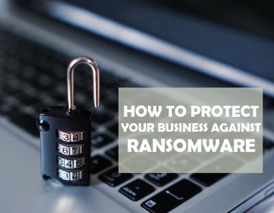 Ransomware Warning