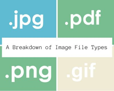 A Breakdown of Types of Files